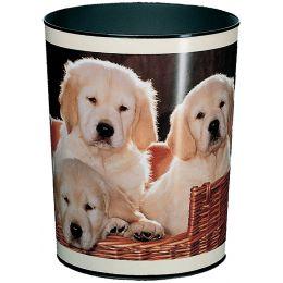 Läufer Papierkorb Hunde