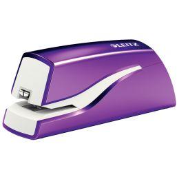 LEITZ Elektrisches Heftgerät WOW, violett