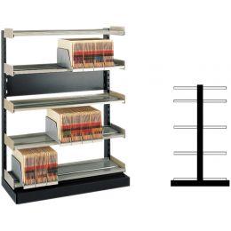 LEITZ OrgaClass Doppel-Anbautheke für Stehsammler/Ordner