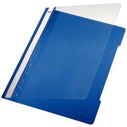 LEITZ Schnellhefter Standard, DIN A4, PVC, blau