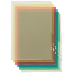 LEITZ Sichthülle Premium, A4, PVC, glasklar, 0,15 mm