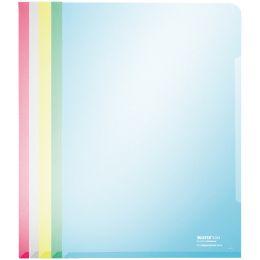 LEITZ Sichthülle Super Premium, A5, PVC, glasklar, 0,15 mm