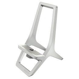 LEITZ Smartphone-Ständer Style, silber
