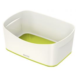LEITZ Utensilienschale My Box, DIN A5, weiß/grün