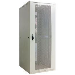LogiLink 19 Serverschrank, 26 HE, lichtgrau (RAL7035)