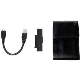 LogiLink 2,5 SATA Festplatten-Tasche, USB 3.0