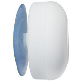 LogiLink Bluetooth Lautsprecher, IPX4, mit Saugnapf, weiß