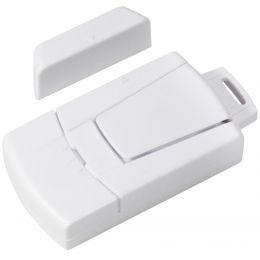 LogiLink Fenster- & Türalarmmelder, mit Magnetkontakt, weiß