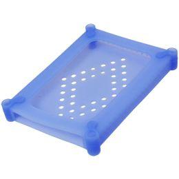 LogiLink HDD-Schutzhülle für externe 2,5 Festplatten, blau