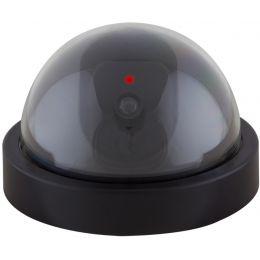 LogiLink Kamera-Attrappe mit Bewegungsmelder, schwarz