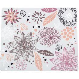 LogiLink Maus Pad Flower Field, Maße: (B)230 x (T)195 mm