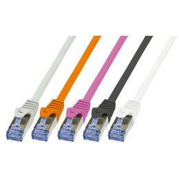 LogiLink Patchkabel PrimeLine, Kat. 6A, S/FTP, 20 m, schwarz