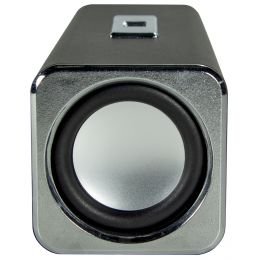 LogiLink portabler Lautsprecher Disco Lady Soundbox