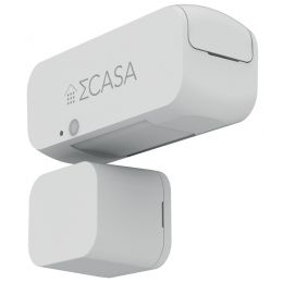 LogiLink SmartHome Kontakt-Sensor Sigma Casa Door