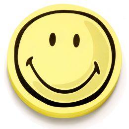 magnetoplan Bewertungssymbole Smilies positiv, rund