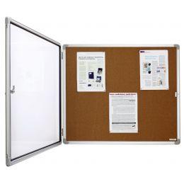 magnetoplan Schaukasten SP, 4 x DIN A4, Innenbereich