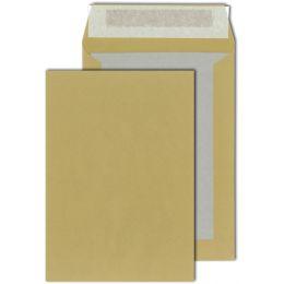 MAILmedia Papprückwandtaschen C5, ohne Fenster, braun