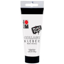 Marabu Collage Kleber, 100 ml, transparent