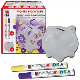Marabu Spardosen-Set MONEY PIGGY KIDS