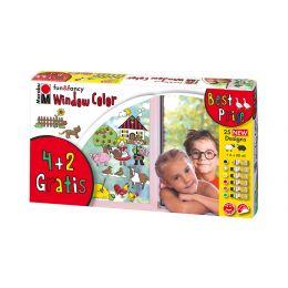 Marabu Window Color fun & fancy, Set Farmers World