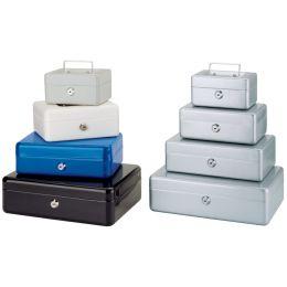 MAUL Geldkassette, weiß, Maße: (B)152 x (T)125 x (H)81 mm