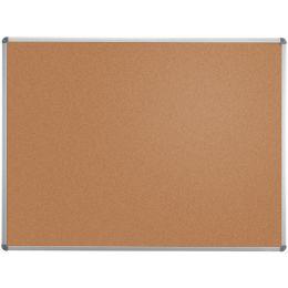 MAUL Korktafel Standard, (B)600 x (H)450 mm, grau