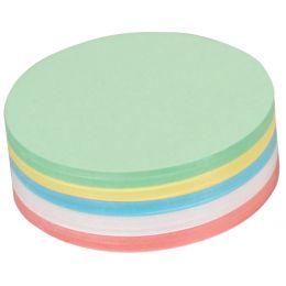 MAUL Moderationskarten, rund, Durchmesser: 135 mm