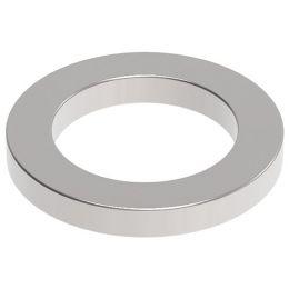 MAUL Neodym-Ringmagnet, Durchmesser: 12 mm, nickel