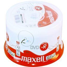 maxell DVD-R 120 Minuten, 4,7 GB, 16x, bedruckbar, 25er