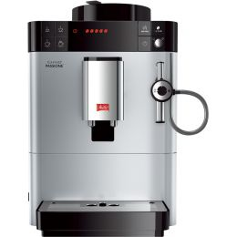 Melitta Kaffeevollautomat CAFFEO PASSIONE, silber