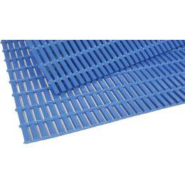 miltex Arbeitsplatzmatte Heron Floorline, (B)600 mm, blau