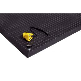 miltex Arbeitsplatzmatte Yoga Ergonomie ESD/B1, 650 x 950 mm