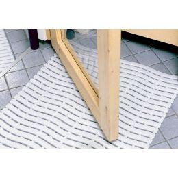 miltex Arbeitsplatzmatte Yoga Soft Step, 600 x 900 mm, weiß