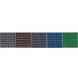 miltex Schmutzfangmatte Step In, 570 x 860 mm, metallicblau