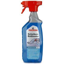 NIGRIN KFZ-Scheibenenteiser, 500 ml Pumpzerstäuber