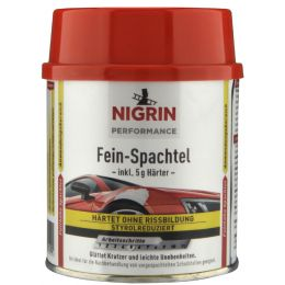 NIGRIN Performance Fein-Spachtel, 250 g