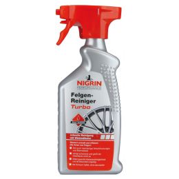 NIGRIN Performance Felgen-Reiniger Turbo, 500 ml