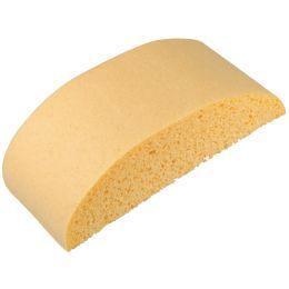 NIGRIN Performance Viskose-Autoschwamm, halbrund, gelb