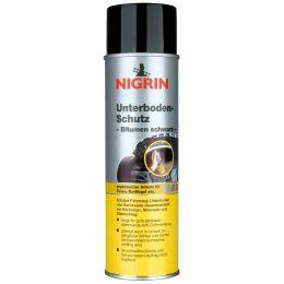NIGRIN Unterbodenschutz Bitumen, schwarz, 500 ml