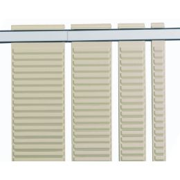 nobo Rahmenprofil, Index 20, Breite: 645 mm