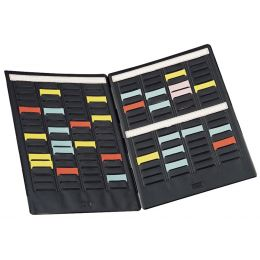 nobo T-Karten Mini-Planer, portabel, für Größe 2