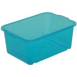 ok Aufbewahrungswanne, (B)250 x (T)170 x (H)100 mm, blau