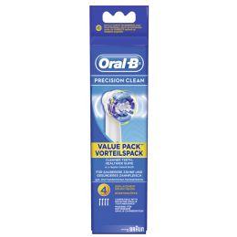 Oral-B Aufsteckbürsten PRECISION CLEAN, runder Bürstenkopf