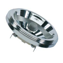OSRAM Halogenlampe HALOSPOT 111, 50 Watt, 24 Grad, G53