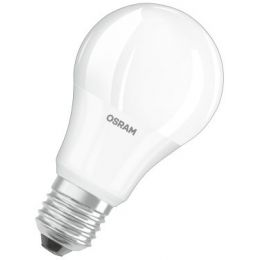 OSRAM LED-Lampe PARATHOM CLASSIC A, 10,5 Watt, E27, matt