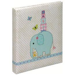PAGNA Babyalbum Olifant, 40 Seiten, (B)210 x (H)250 mm