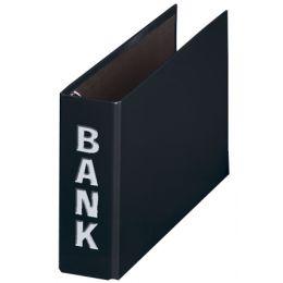 PAGNA Bankordner Basic Colours, für Kontoauszüge, schwarz