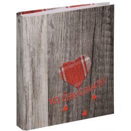 PAGNA Kochrezepte-Ringbuch, Motiv: Rustikal, DIN A5