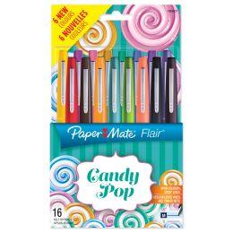 Paper:Mate Faserschreiber Flair Candy Pop, 16er Etui