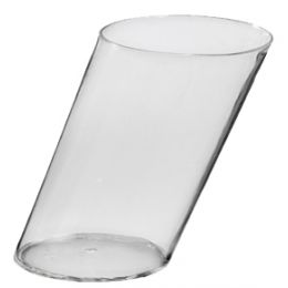 PAPSTAR Fingerfood-Becher Pisa, rund, 170 ml, glasklar